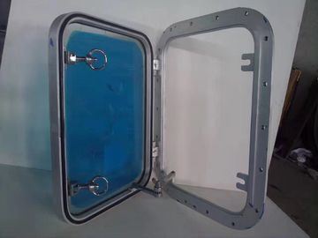 China Fixed Opeanable Marine Windows Steel Frame Marine Portlights Safety Tough Glass factory