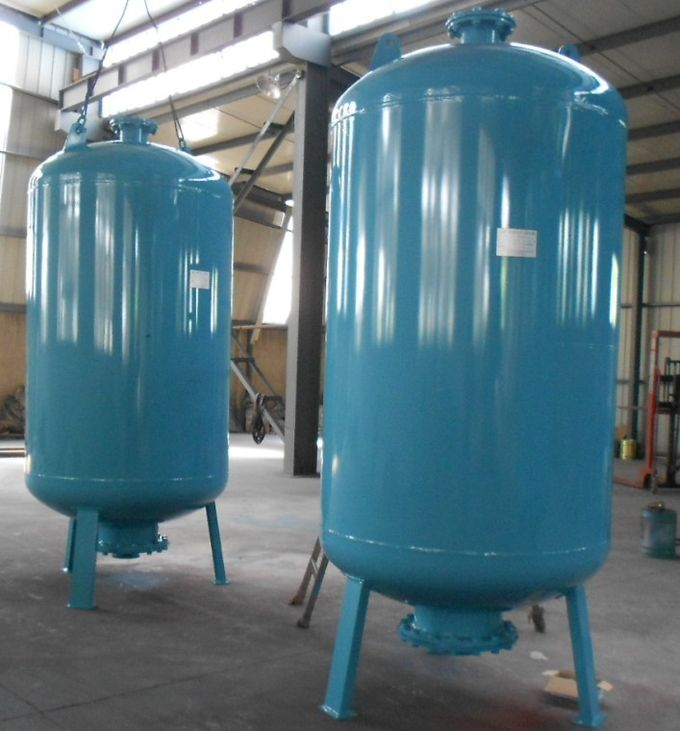 Customized Diaphragm Pressure Tank,Vertical Tank Carbon Steel Pressure Vessel