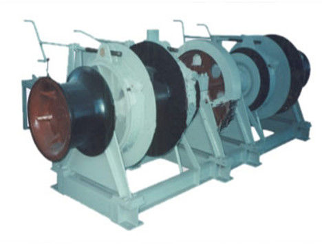Double Cable Lifter Hydraulic Mooring Winch Boat Mooring Systems