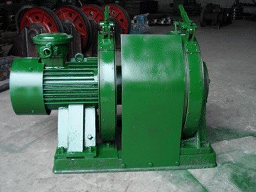 Electric Marine Deck Equipment for Ship , Automatic Rope Guide Marine Motor